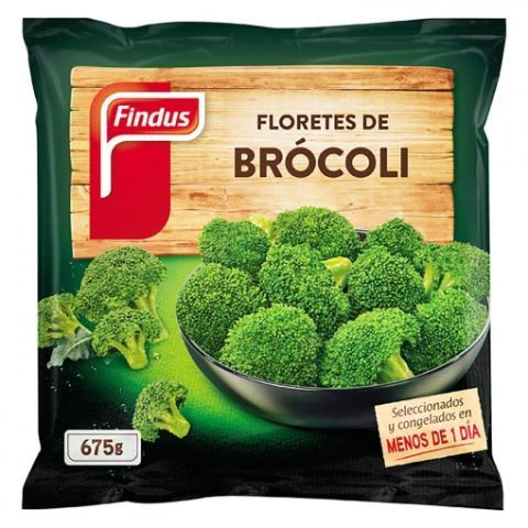 Floretes de brócoli Findus