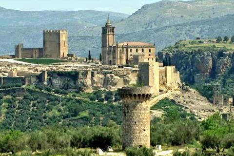 Fortaleza de la Mota, Alcalá la Real.