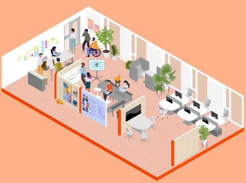 Gensler office