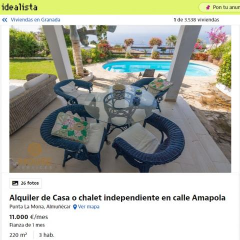 Granada – 11000 euros