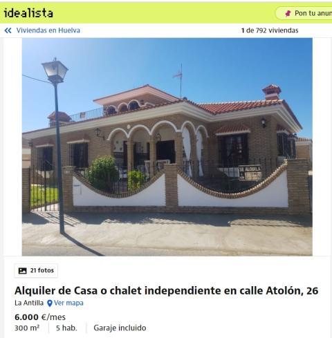 Huelva – 6000 euros