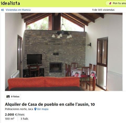 Huesca – 2000 euros