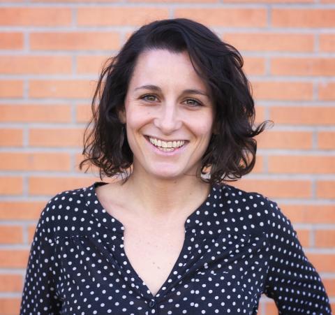 Inés Vázquez, cofundadora de Adalab