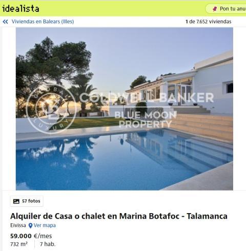Islas Baleares - 59000 euros