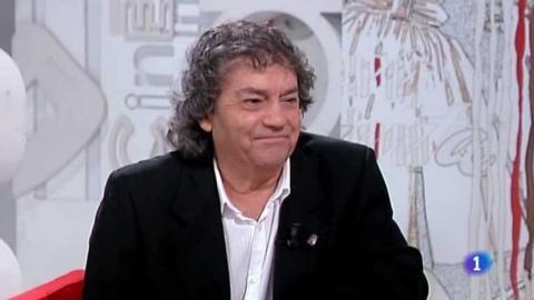 Joselito en una entrevista en Cine de Barrio (RTVE)