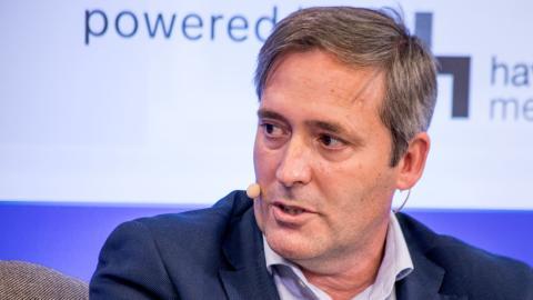 Juan Cobo, CISO global de Ferrovial.