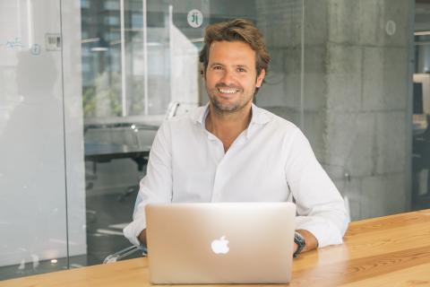 Juan Urdiales, cofundador de Jobandtalent