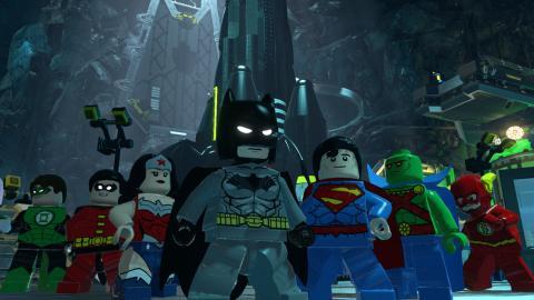 Juegos de LEGO Batman