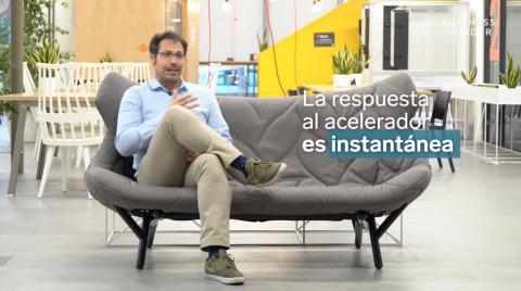 Kike Ruiz, periodista experto de motor