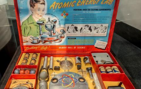 Laboratorio de energía atómica