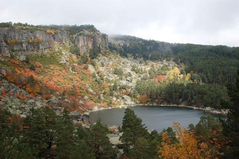 Laguna Negra, Soria.