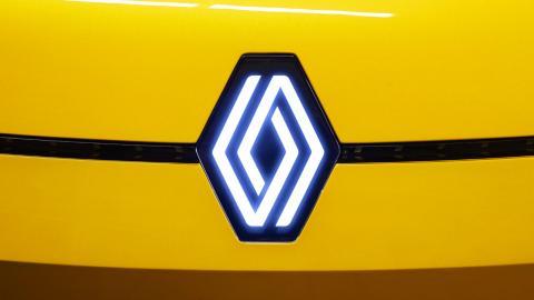 logo renault 2021