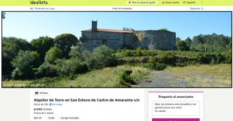 Lugo – 6000 euros