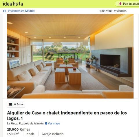 Madrid – 25000 euros