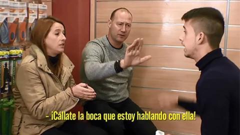 Pedro García Aguado en un programa de Hermano Mayor (Cuatro)