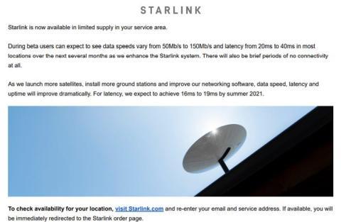 Pero justo cuando Hughes Net dejó de tener sentido, tuve suerte: apareció la opción de Starlink