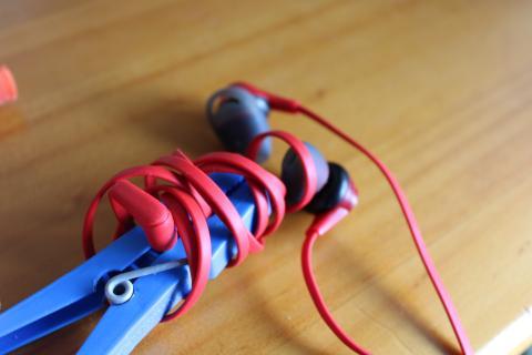 Pinzas auriculares