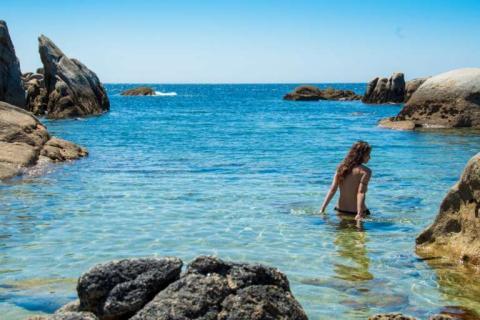 Playa Ría de Vigo