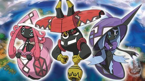 Los Pokémon Tapu son los guardianes de la región donde transcurre 'Pokémon Sol y Luna'.
