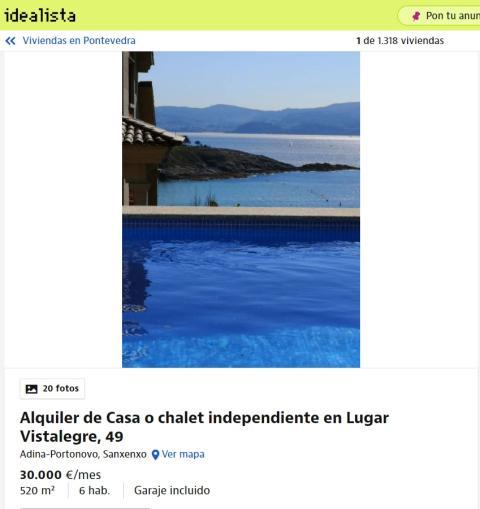 Pontevedra – 30.000 euros