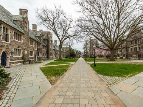 Princeton.