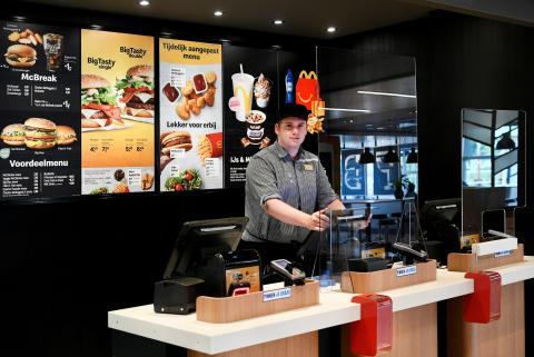 Los productos más saludables de McDonalds
