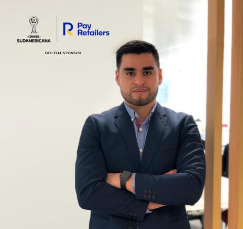 Renato Cassinelli, director de comunicaciones y relaciones públicas de PayRetailers