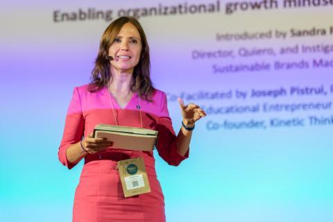 Sandra Pina, socia y directora de Innovación de Quiero
