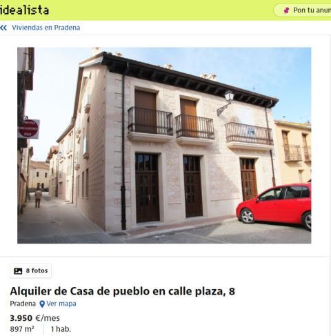 Segovia– 3.950 euros