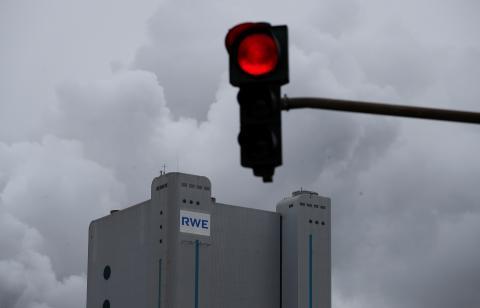 señal tráfico