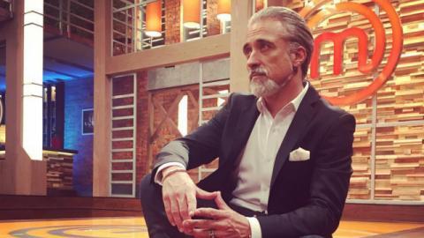 Sergi Arola participó en MasterChef Chile (Teletrece)