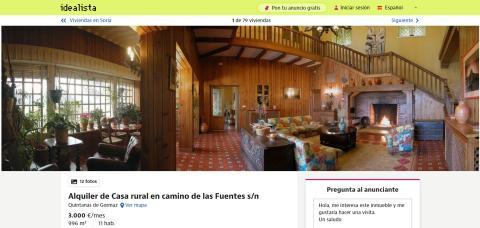 Soria – 3.000 euros