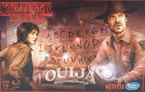 Stranger Things Ouija