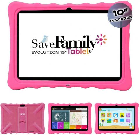 Tablet Save Family