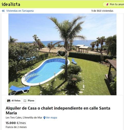 Tarragona – 15.000 euros