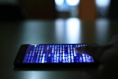 Teléfono hacker