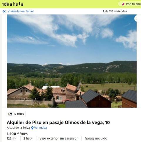 Teruel – 1.500 euros