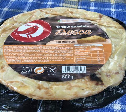 Tortilla Auchan