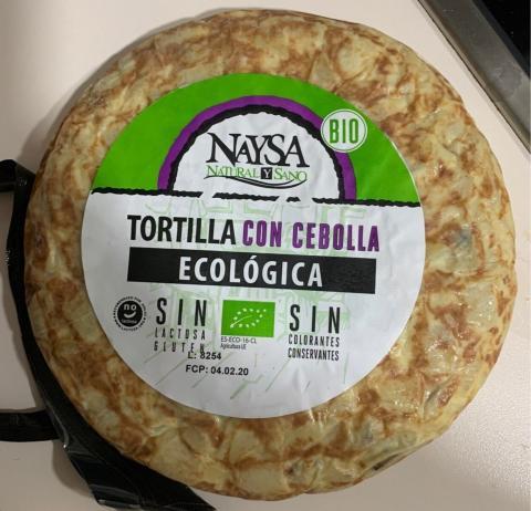 Tortilla Naysa Bio