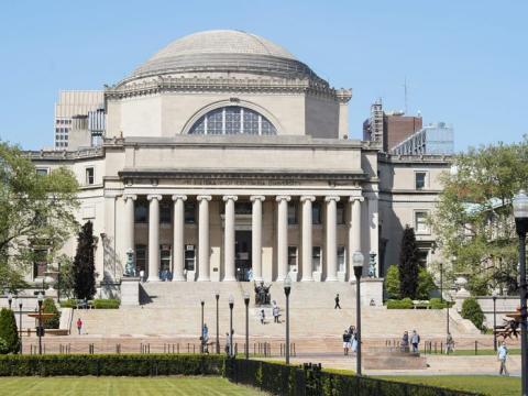 Universidad de Columbia.