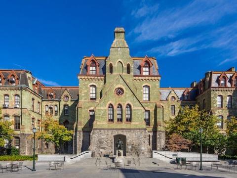 Wharton School of Business de la Universidad de Pensilvania.