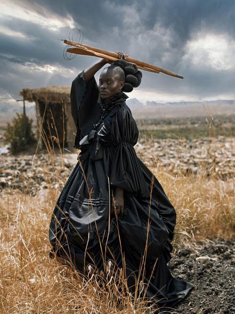 African Victorian de Tamary Kudita