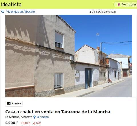 Albacete 5000 euros