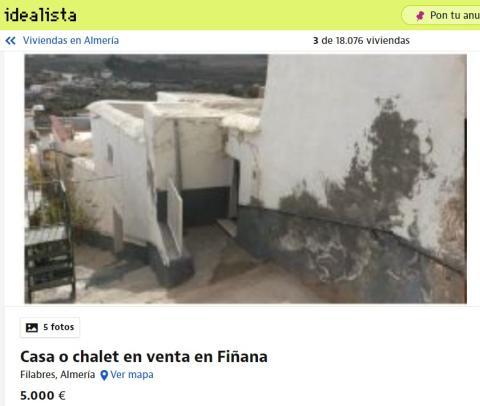 Almería 5000 euros