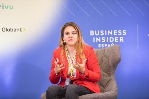 Ana Sánchez-Anegón, CEO de El Animal Emocional, en NextNow.