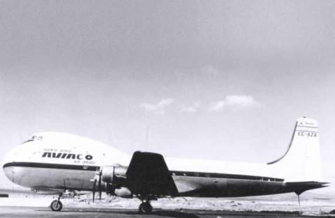 Aviaco aerolinea española
