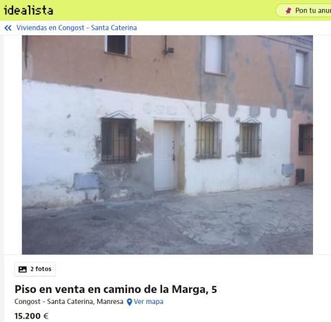 Barcelona 15200 euros