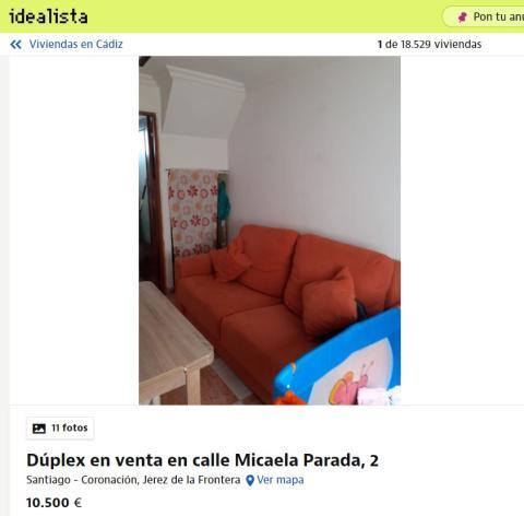 Cádiz 10.500 euros