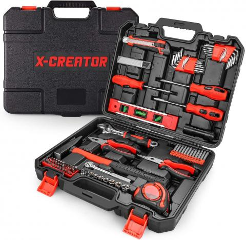 Caja herramientas X-Creator