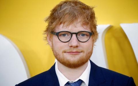 El cantante Ed Sheeran (Reuters)